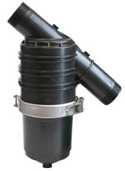 """Фильтр пластиковый """"H"""" Irritec-YHF, 3""""НР, 130 мк, S=1270 см², метал. сетка - фото 10064"""