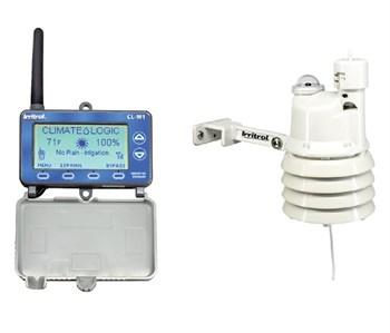 Беспроводная метеостанция CL-100W-EU Irritrol Climat Logic - фото 10384