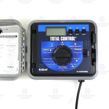 Контроллер Irritrol TOTAL CONTROL, наружный, 48 зон, метал. корпус - фото 11691