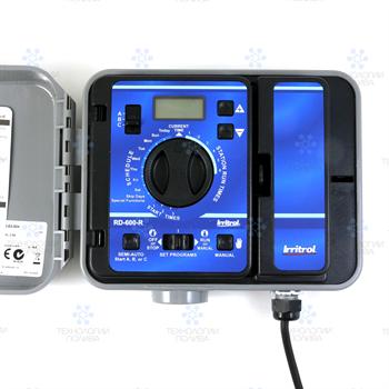 Контроллер Irritrol RD1200-EX-50H, 12 зон, наружный - фото 11703