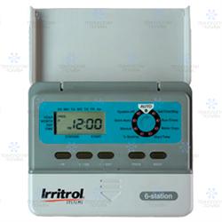 Контроллер Irritrol Junior Max JRMAX-6-220, 6 зон, внутренний - фото 11826