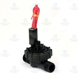 "Клапан электромагнитный Hunter,  24В, PGV-101JT-MMB, пластик, 1""НР, рег. потока - фото 12111"