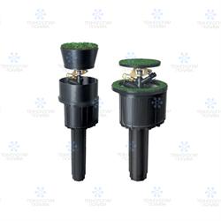 Ротор импульсного типа Irritrol SIS120-PGV, 30°-330°, радиус 19-36.5 м, эл/м клапан - фото 12183