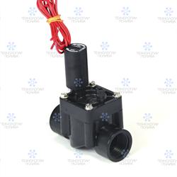 """Клапан электромагнитный Hunter,  24В, PGV-100G-B, пластиковый, 1""""ВР - фото 12859"""
