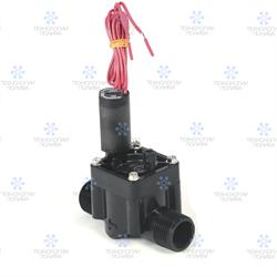 """Клапан электромагнитный Hunter,  24В, PGV-100-MMB, пластиковый, 1""""НР - фото 12868"""