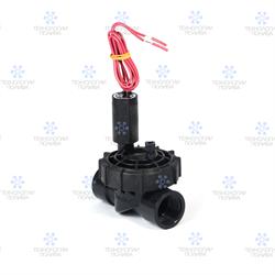 """Клапан электромагнитный Hunter,  24В, PGV-100JT-GB, пластиковый, 1""""ВР - фото 12872"""