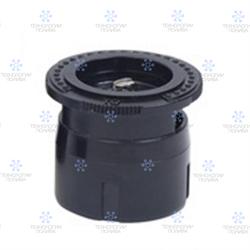 Сопло  Irritrol I-Pro 15, радиус 4.3-4.9 м, сектор 90-360°, цвет черный - фото 12896
