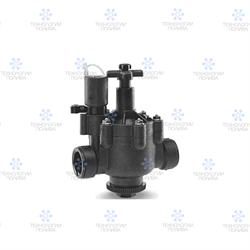 "Клапан электромагнитный Irritrol, 24В, Century Plus, 1.5""ВР, регулятор потока - фото 12936"