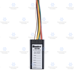 Декодерный модульHunter  ICD-600, 6 зон - фото 13119