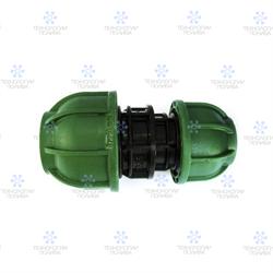 Муфта-переход компрессионная Irritec Премиум  90 х 75 мм - фото 13201