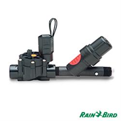 """Пусковой комплект Rain Bird XCZ-100 PRF клапан LFV 1""""ВР + фильтр 1"""" RBY, 2.8 бар - фото 13897"""