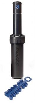 Rain Bird 5004-PL-PC-SAM-R-SS- ротор, R=7.6÷14,3 м., 40÷360º с рег. давления и запорным клапаном - фото 14247