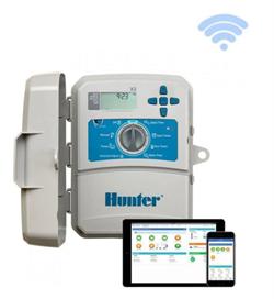 Hunter X2-401-E - контроллер 4 станции \ уличный \ WIFI - фото 14897
