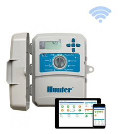 Hunter X2-801-E - контроллер 8 станций \ уличный \ WIFI - фото 14901