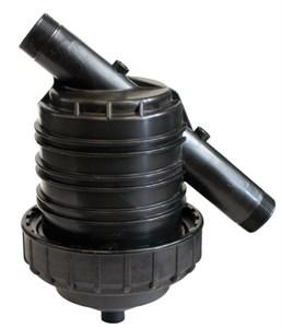 """Фильтр пластиковый """"G"""" Irritec-YGG, 2""""НР, 130 мк, S=820 см², метал. сетка"""