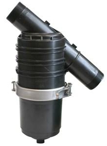 """Фильтр пластиковый """"H"""" Irritec-YHF, 3""""НР, 130 мк, S=1270 см², метал. сетка"""