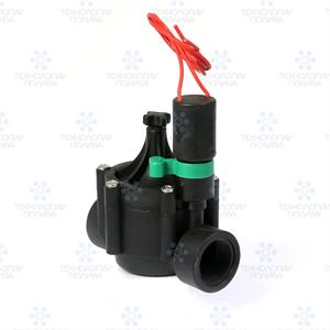 """Клапан электромагнитный Irritrol EURO-M, 24В, 3/4""""НР, рег. потока, пластиковый"""