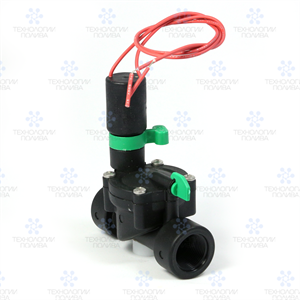 """Клапан электромагнитный Irritrol E-pic, 24В, пластиковый, 1""""ВР"""