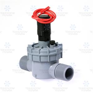 """Клапан электромагнитный Irritrol,   1""""HР, 2400 MTF-M, 24В, рег. потока, пластик"""
