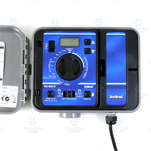 Контроллер Irritrol RD900-EX-50H, 9 зон, наружный