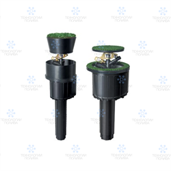 Ротор импульсного типа Irritrol SIS120-PGV, 30°-330°, радиус 19-36.5 м, эл/м клапан