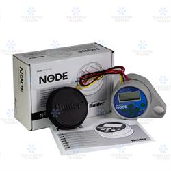КонтрHunter NODE-200 - контроллер DC 2 станции, без соленоидоволлер Hunter NODE200, 2 зоны, наружный
