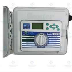 Контроллер Hunter IC-601-PР, 6 зон, наружный, пластиковое основание