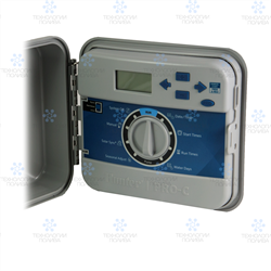 Контроллер Hunter PC-301-E, 3 зоны, наружный