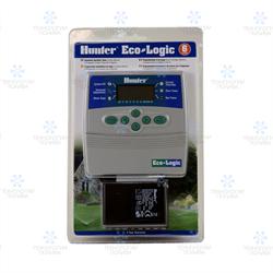 Контроллер Hunter ELC-401i-E, 4 зоны, внутренний