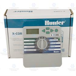 Контроллер Hunter  XC-401i-E, 4 зоны,  внутренний