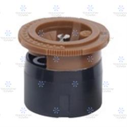 Сопло Irritrol I-Pro 12, радиус 3.4-4.3 м, сектор 90-360°, цвет коричневый