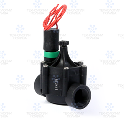 """Клапан электромагнитный Irritrol EURO-M, 24В,  пластиковый, 1""""1/4НР"""
