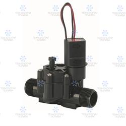 """Клапан электромагнитный Rain Bird, 1""""НР,  100-DV-MM-9V, пластиковый, 9 В"""