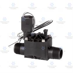 """Клапан электромагнитный Rain Bird,  1""""НР, 100-HV-MM, 24В, пластиковый"""