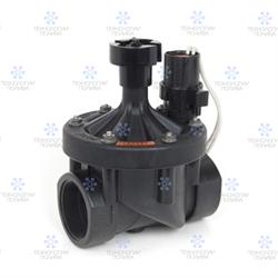 """Клапан электромагнитный Rain Bird, 1.5""""ВР,  150-PESB, скруббер, 24В, рег. потока"""