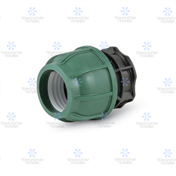 Заглушка компрессионная Irritec Премиум   32 мм