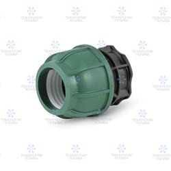 Заглушка компрессионная Irritec Премиум  63 мм