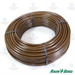 Трубка капельная Rain Bird XF16 мм, коричневая, бухта 100 м (слепая)