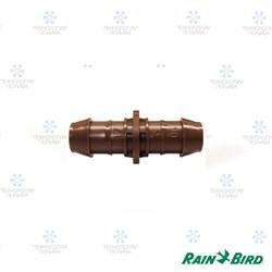 Штуцерный соединитель 17мм Rain Bird XFF-Coup для капельных линий XF и XFS