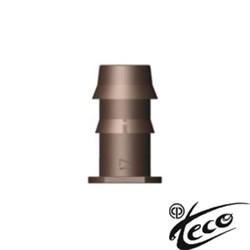 Заглушка End Plug 104864 Teco для капельной линии DB 17 мм