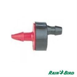 Капельница Rain Bird XB-20PC самопробивная 7,6 л/час, красная