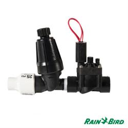 """Пусковой комплект Hunter PCZ-101-25B клапан PGV 1""""ВР + фильтр 3/4"""",1.7 бар"""