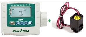Rain Bird WPX1SOL - контроллер на батарейках 1 станция с соленоидом 9VDC