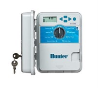 Контроллер Hunter  XC-401-E, 4 зоны, наружный