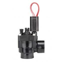 "Клапан электромагнитный Hunter,  24В, PGV-101A-B, пластик, 1""ВР, рег. потока"