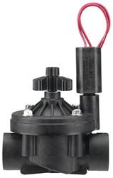 """Клапан электромагнитный Hunter  24В, 1""""ВР, ICV-101G-B-Fs, регул. потока, пластик"""