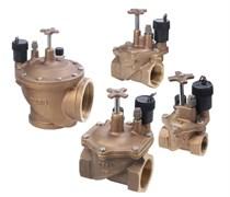 "Клапан электромагнитный Toro 220-23-56, 1.5""ВР, 24В, латунный"