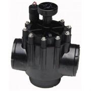 """Клапан электромагнитный Toro 252-26-54, 1""""ВР, 24 В, рег. потока, пластиковый"""