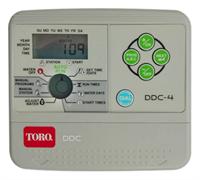Контроллер Toro DDC-4-220, 4 зоны, внутренний
