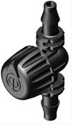 Микрокраник Teco 200865  для капельной линии Barb 4.5 мм